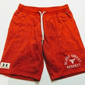 Under Armour x Project Rock Blood Sweat Respect